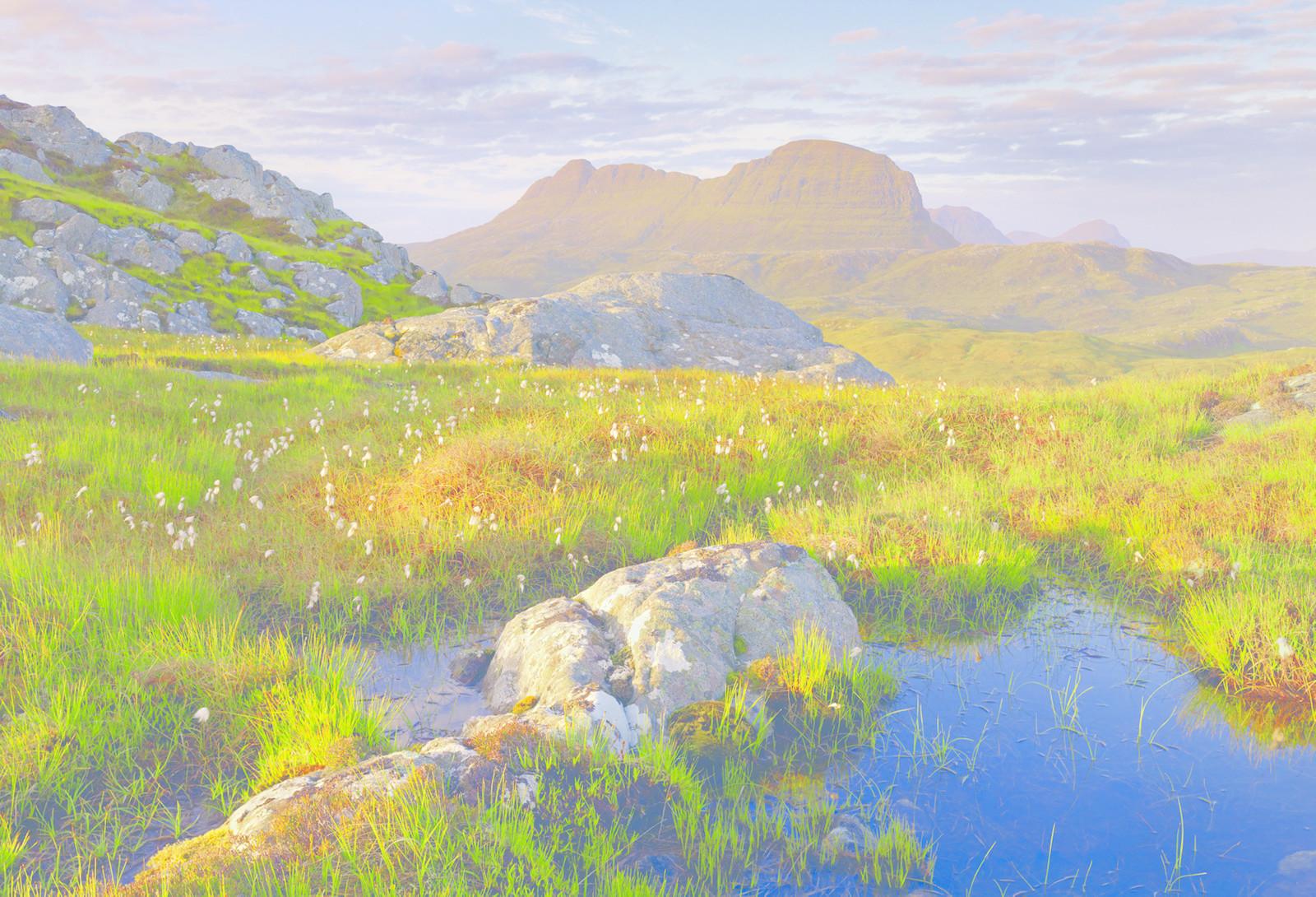 Suilven, Scottish Highlands.