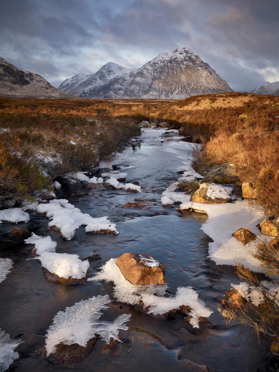Buachaille Etive Mòr, Scottish Highlands.