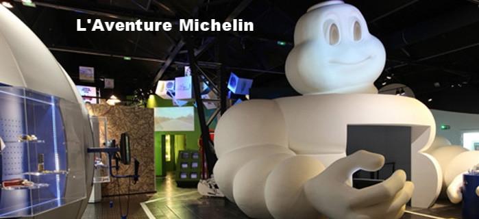 L'Aventure Michelin, toute l'histoire et les innovations de cette marque mondiale (à Clermont-Ferrand)