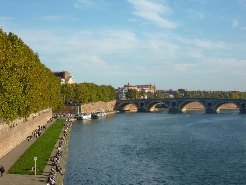 Bords de la Garonne Toulouse