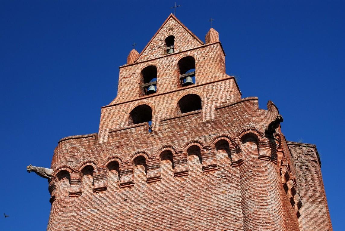 clocher Montgeard