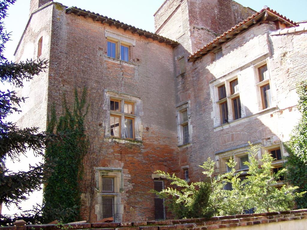 Chateau de Montgeard
