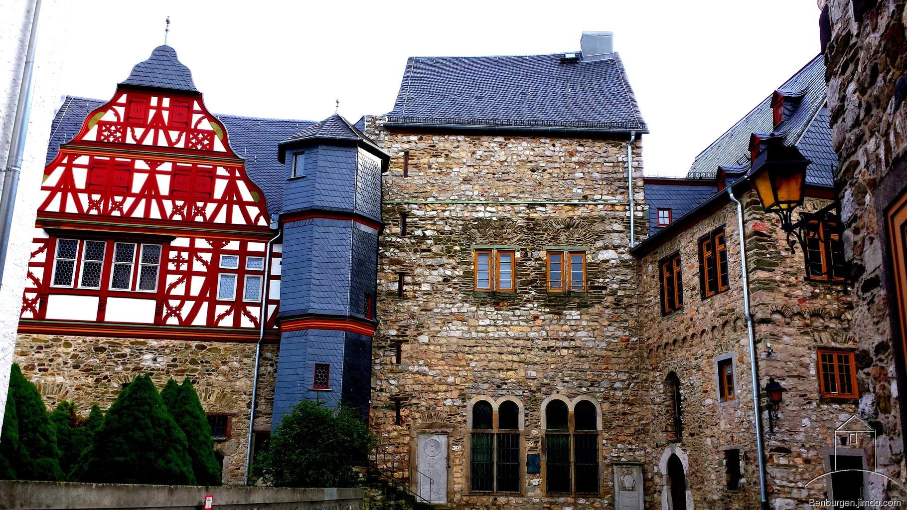 Schloss Limburg.