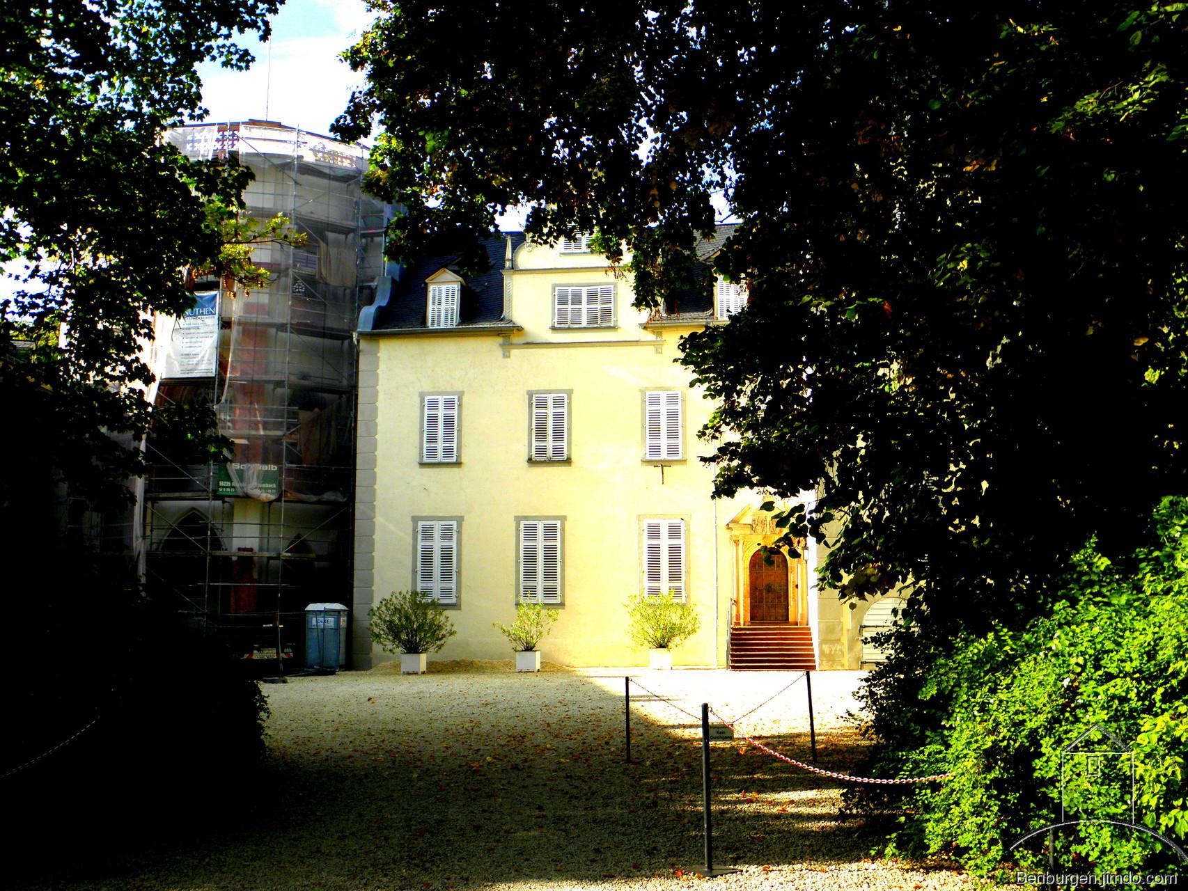 Schloss Nassau.