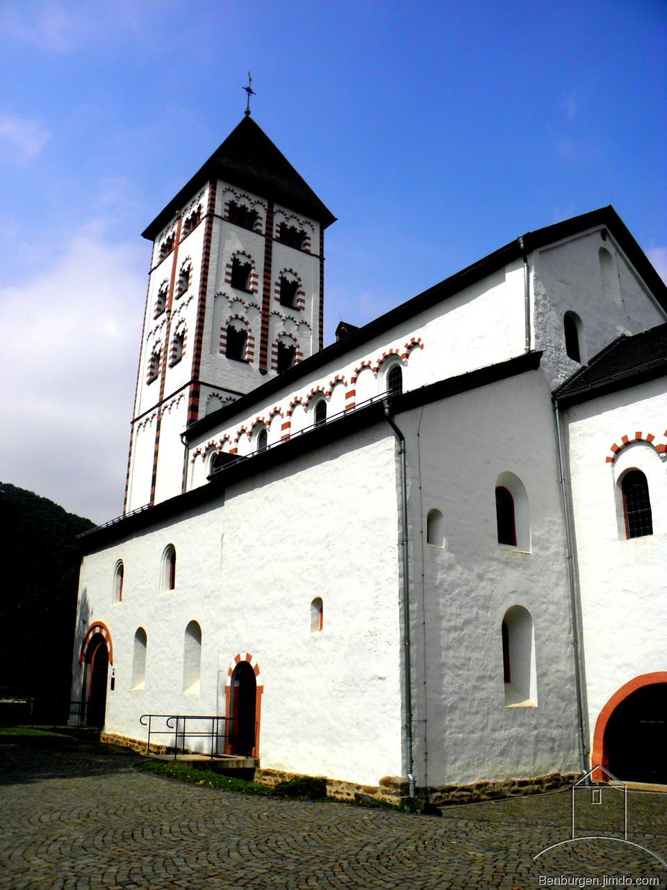 Johanniskirche In Niederlahnstein