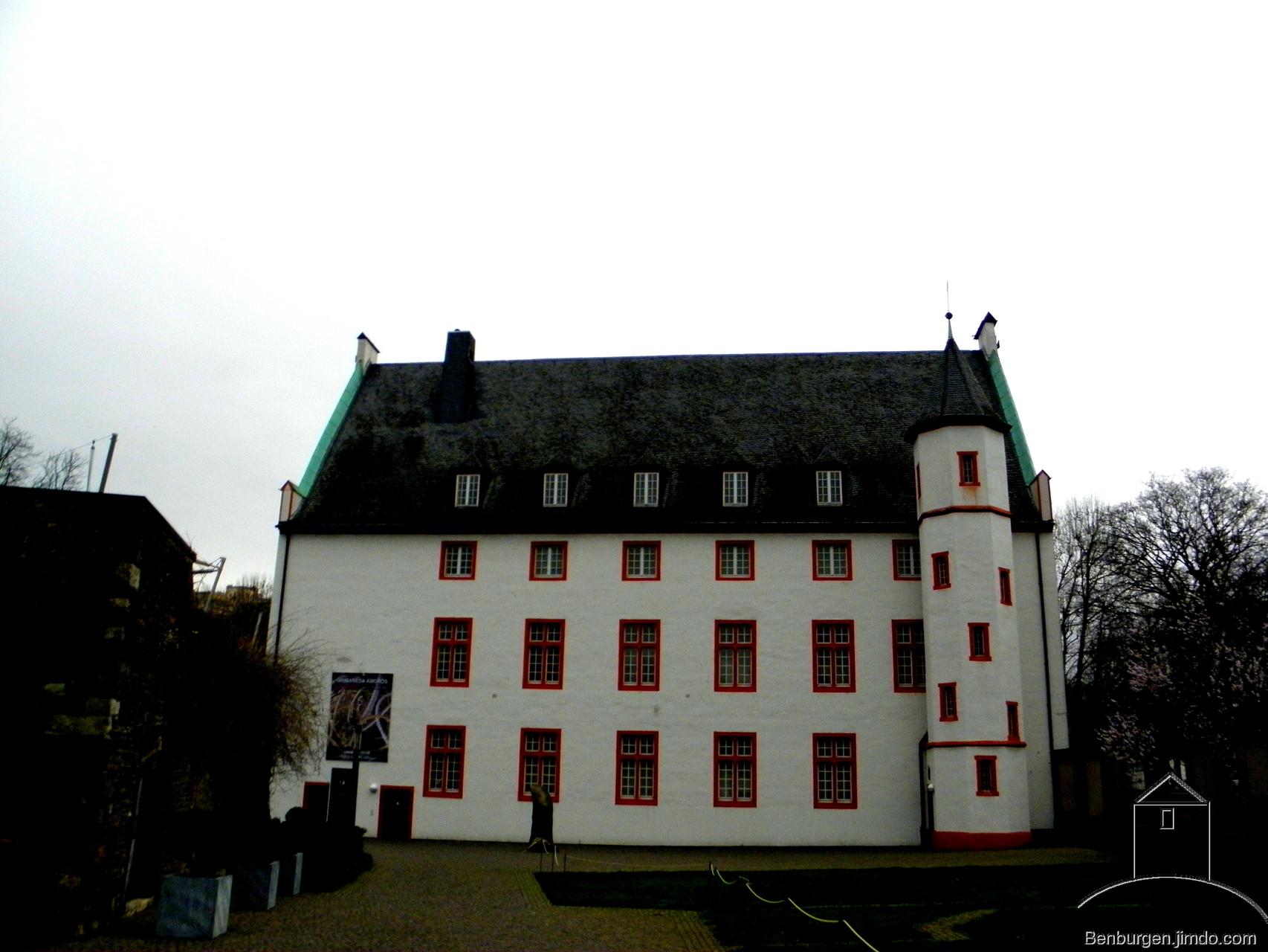 Deutschordenshaus.