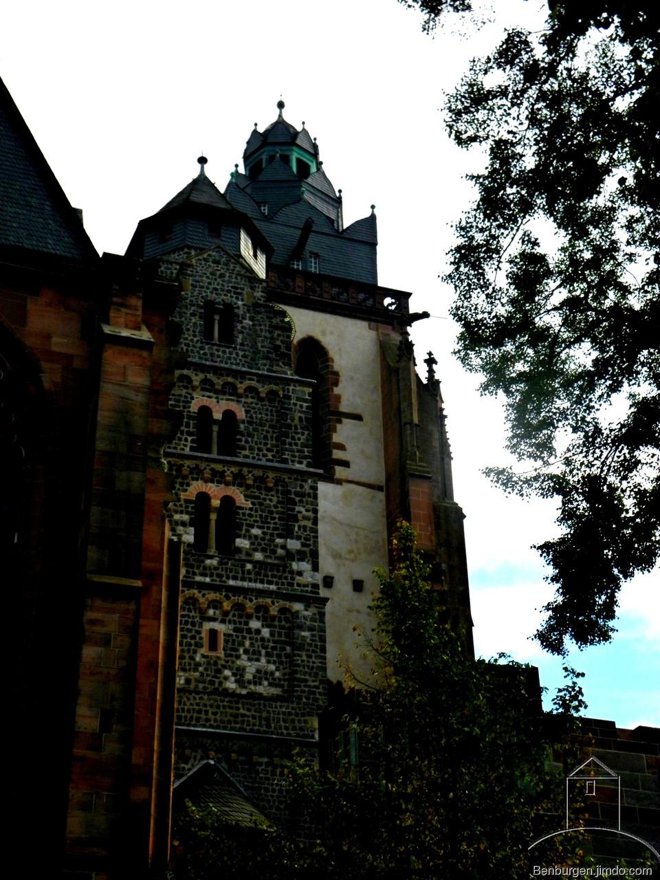 Kirchetürme am Dom.