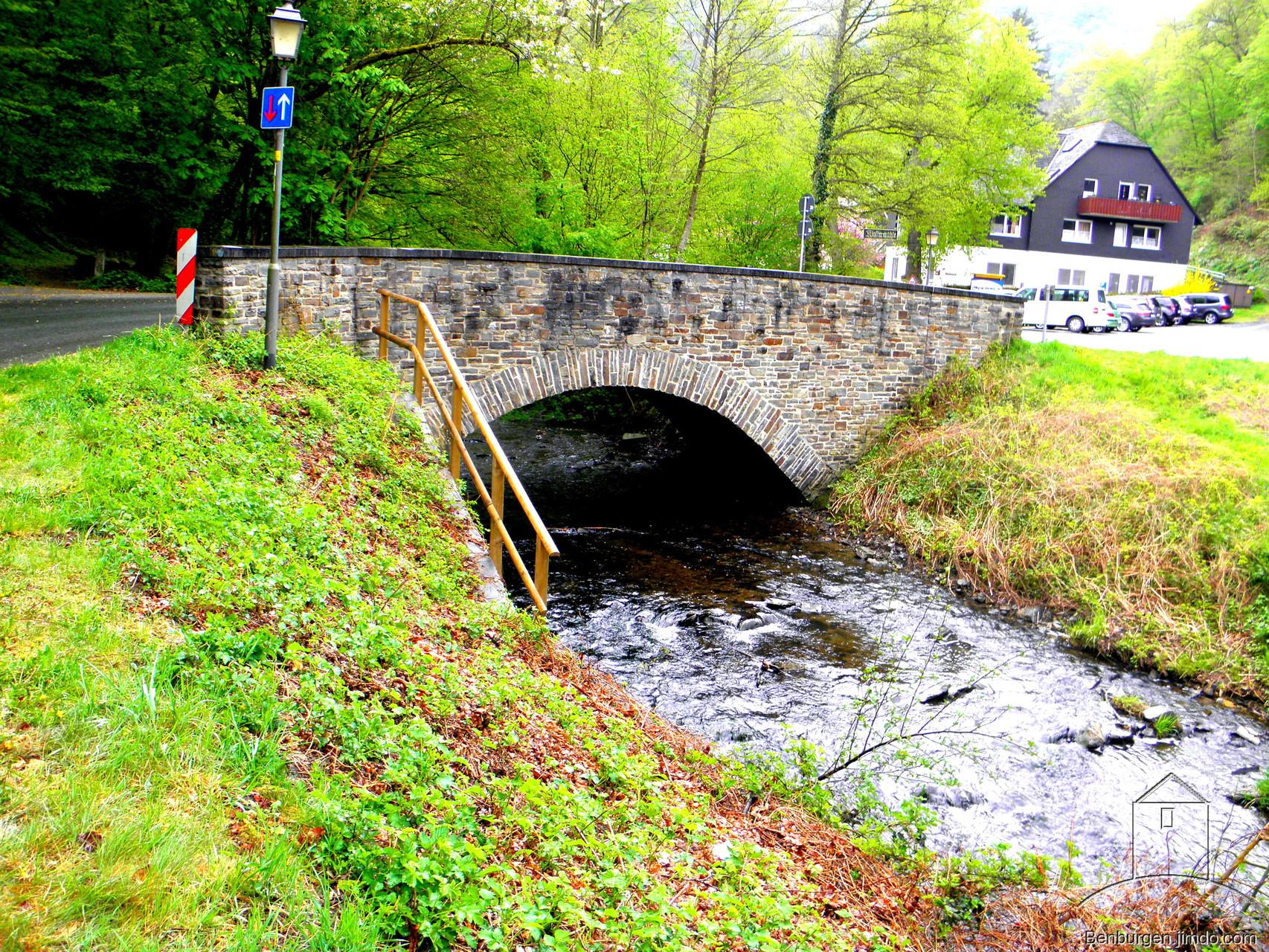 Brücke am Klosterberg