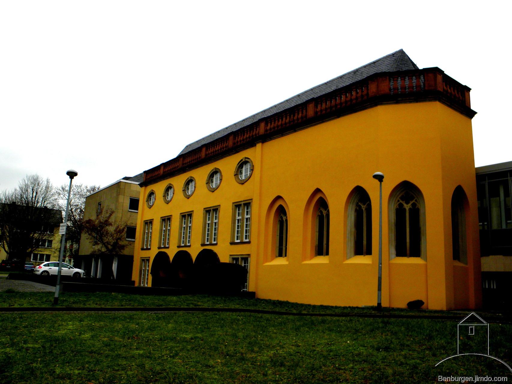 Leyenischer Hof.