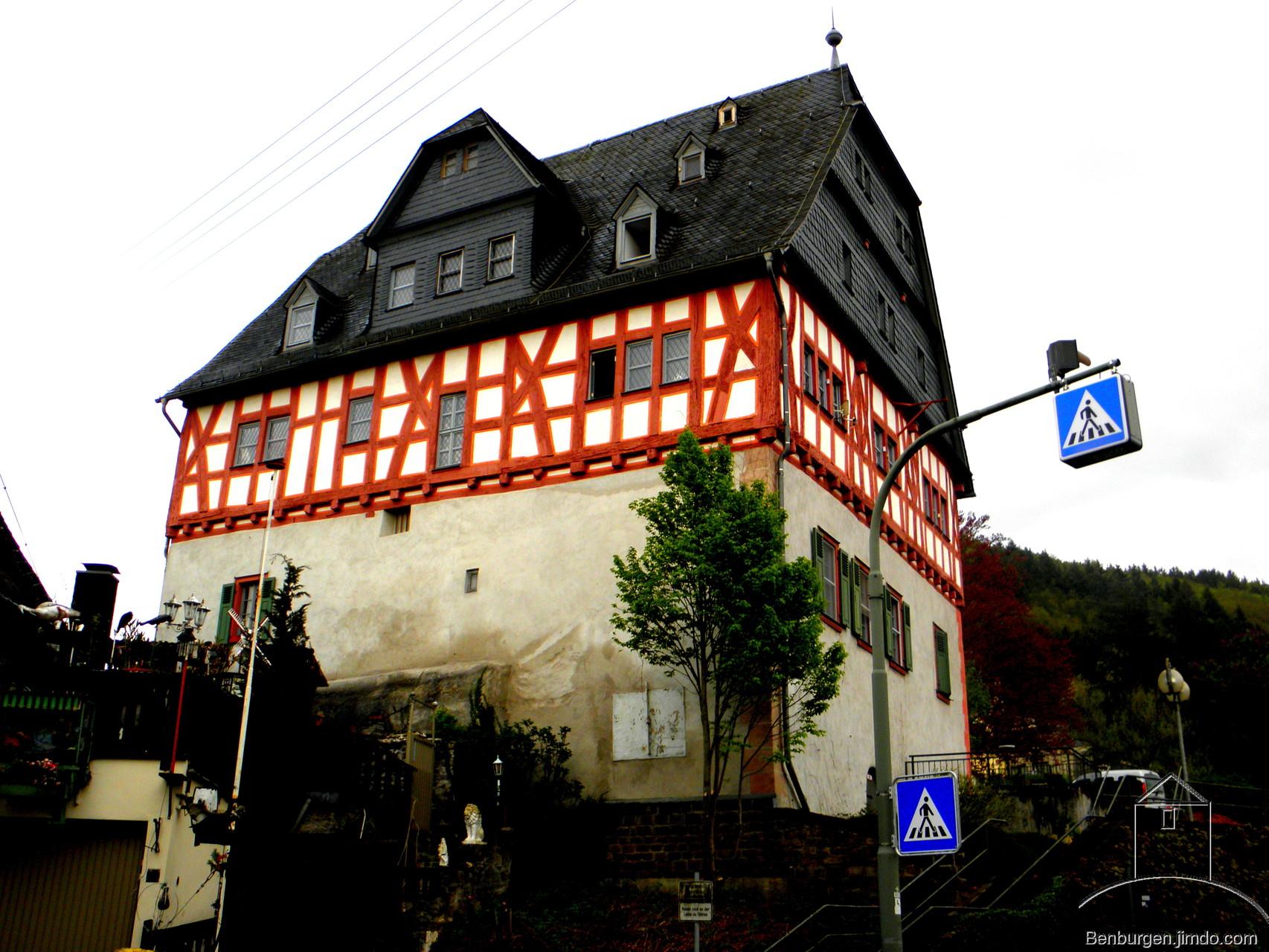 Nassau-Weilburgsche Rezeptur bei Bergnassau