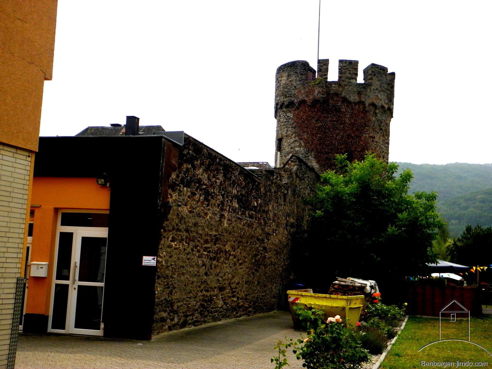 Salturm in Oberlahnstein