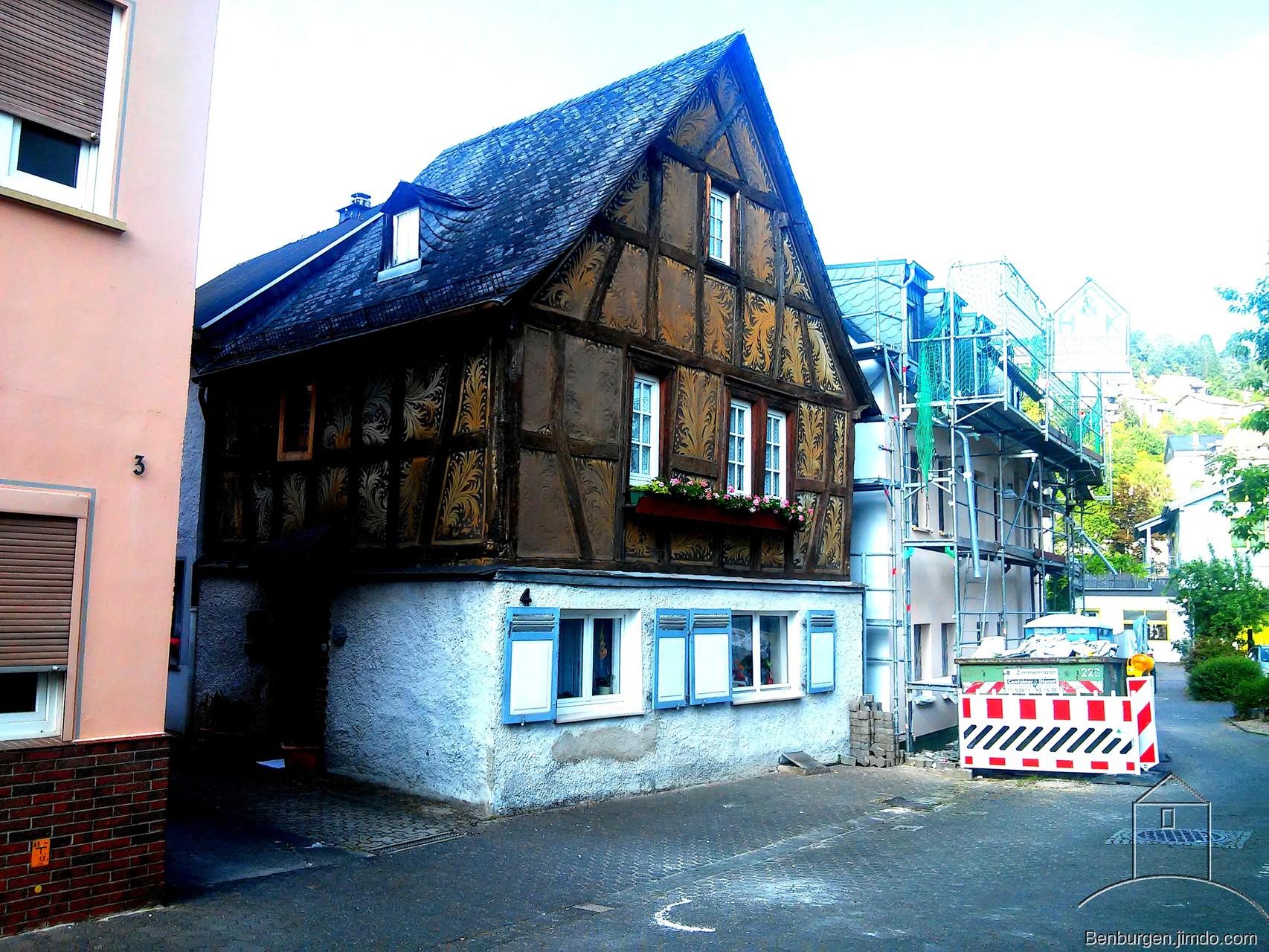 Fachwerkhaus in Bad Ems