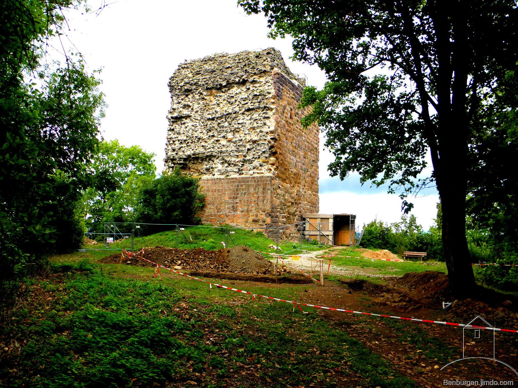 Burg Kalsmunt.