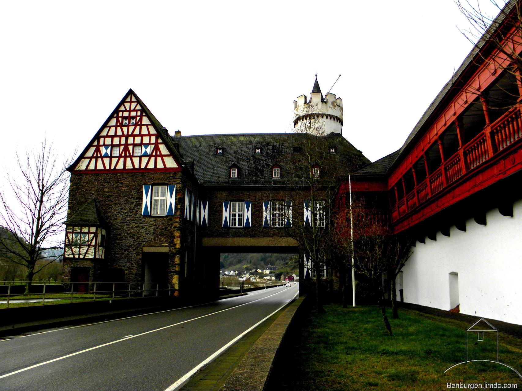 Schloss von der Leyen.
