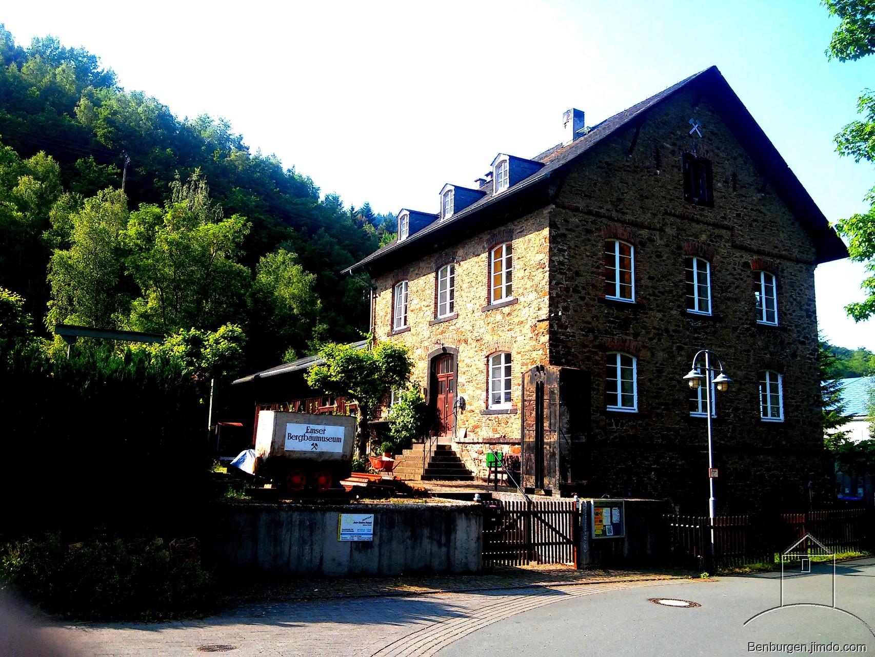 Bergbaumuseum in Bad Ems