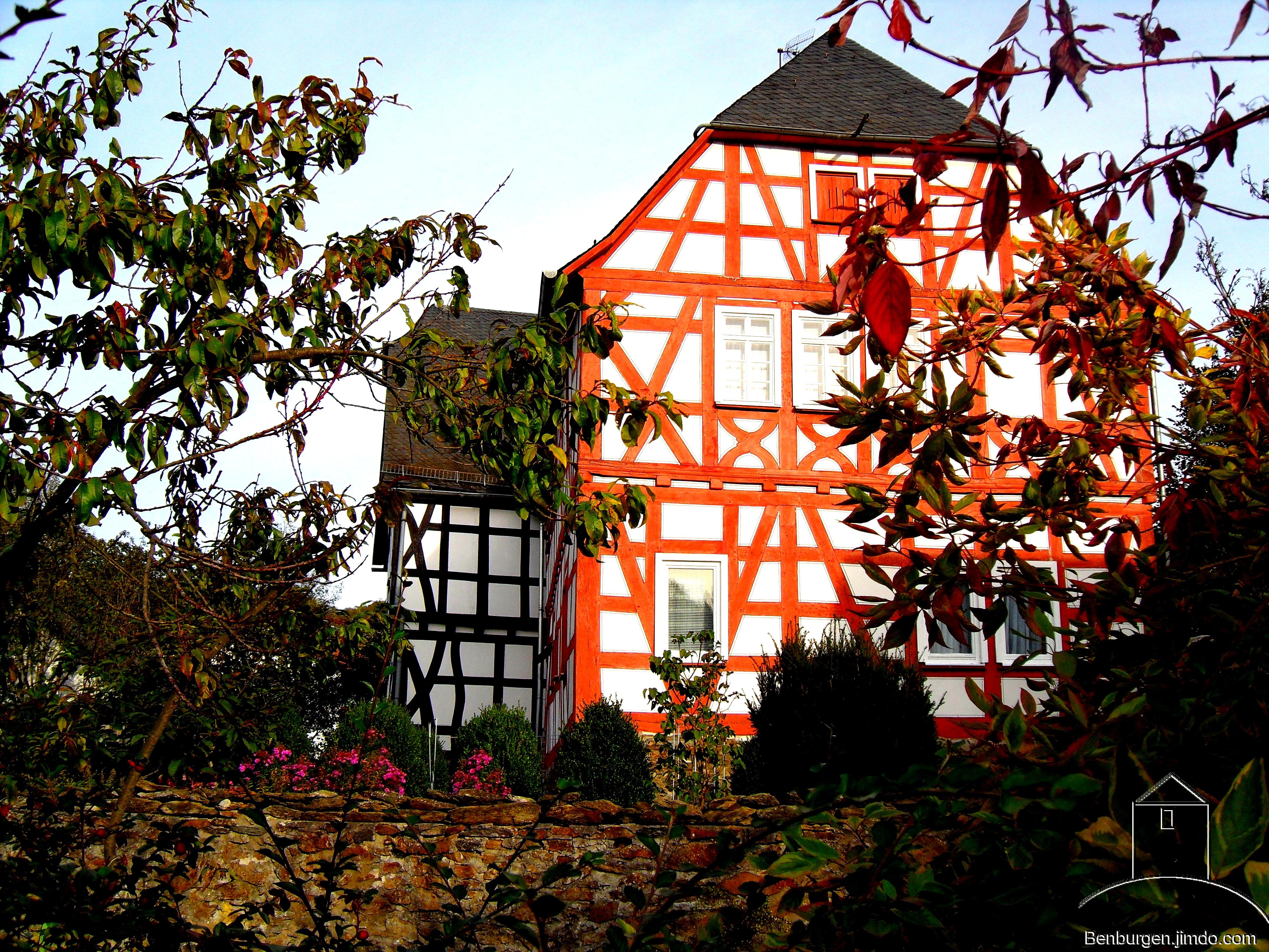Foto: Burg Elkershausen bei Elkershausen