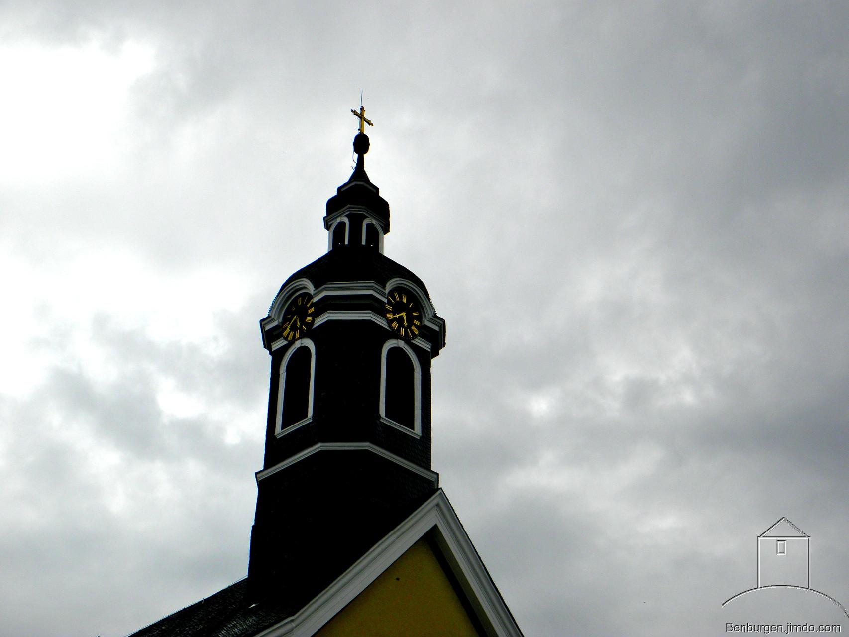 Die Hospitalskirche.