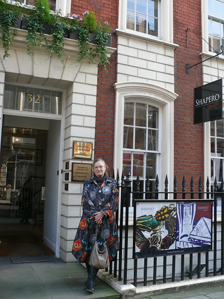 London, 2019; Shapero Modern Art