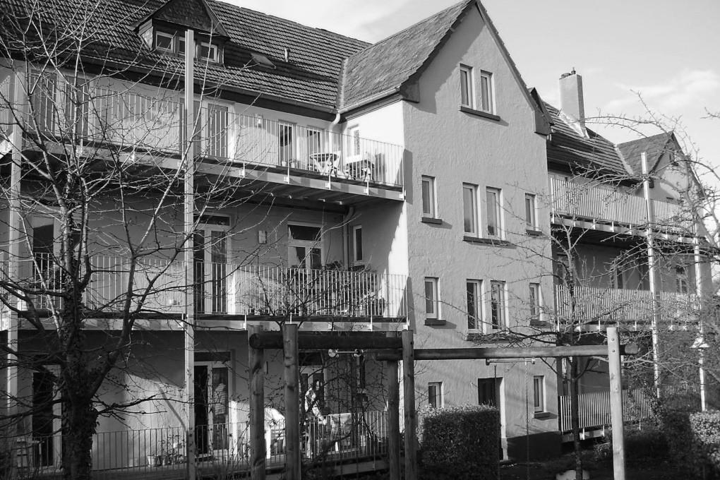 Sanierung Wohnanlage Koblenz