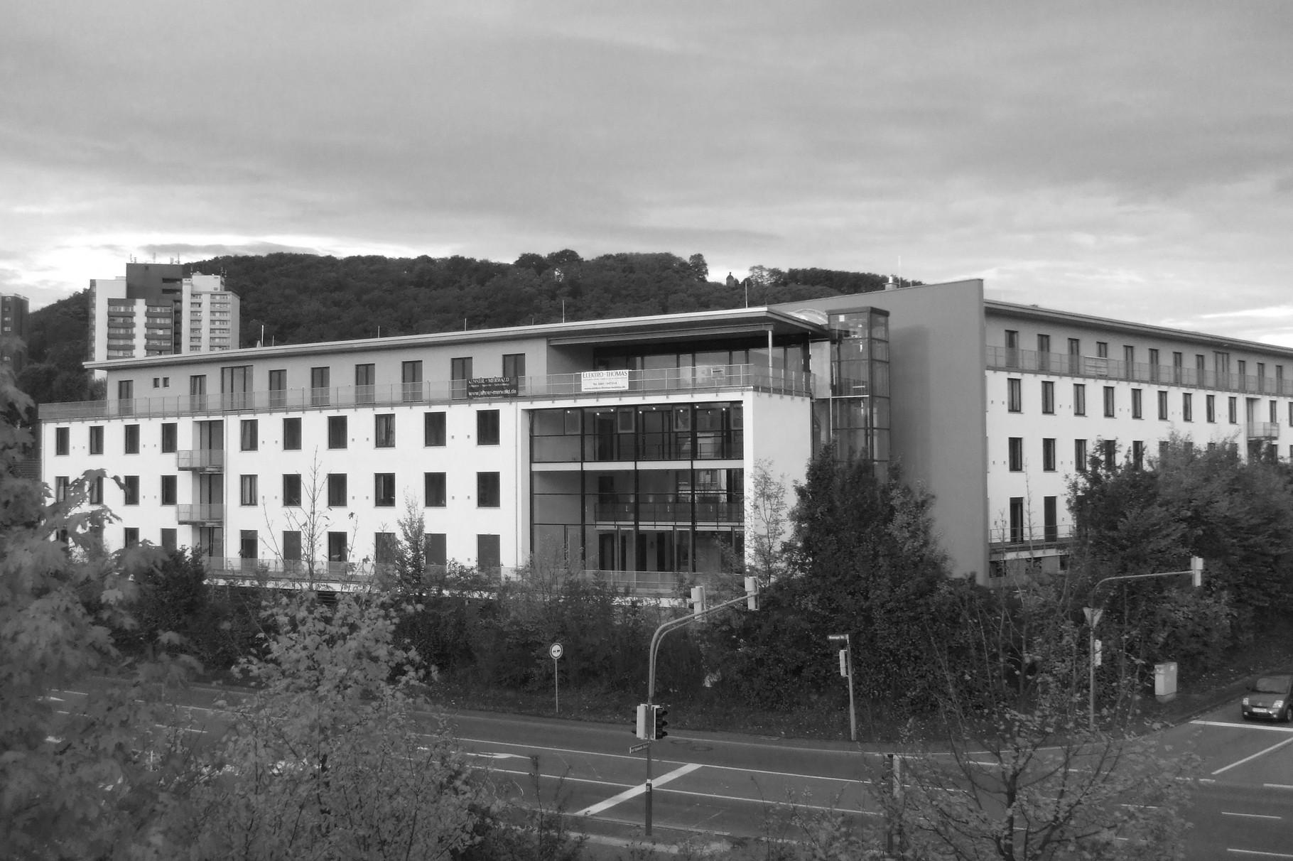 Neubau Studentenwohnheim Koblenz
