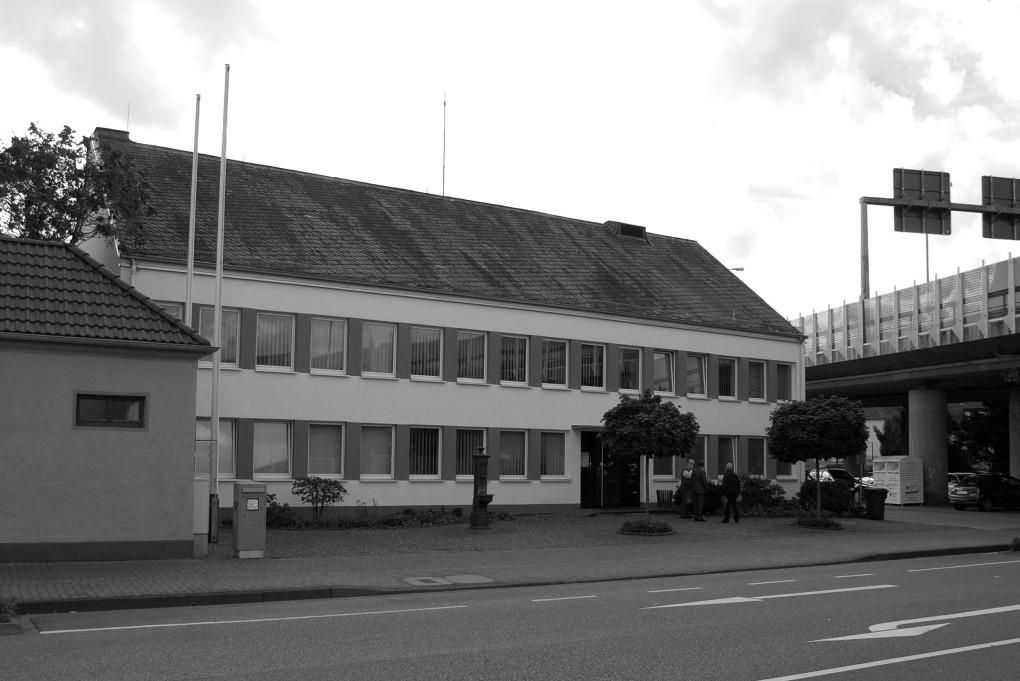 Sanierung Rathaus Weißenthurm