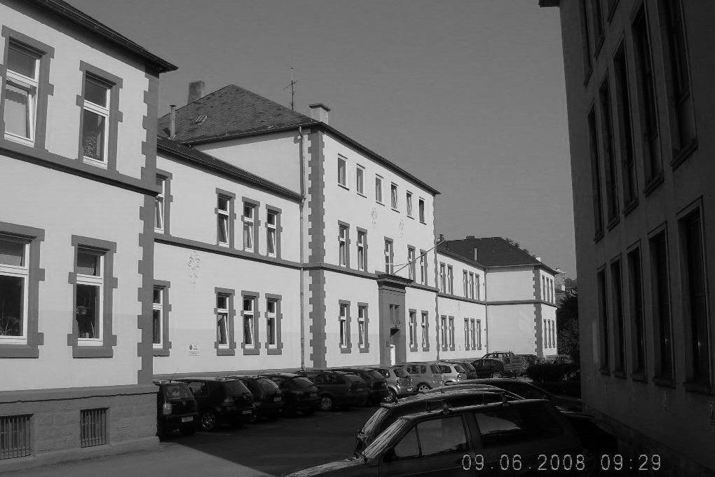Sanierung BIMA Trier