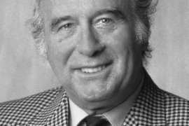 Bürogründer Architekt Rolf Jahner