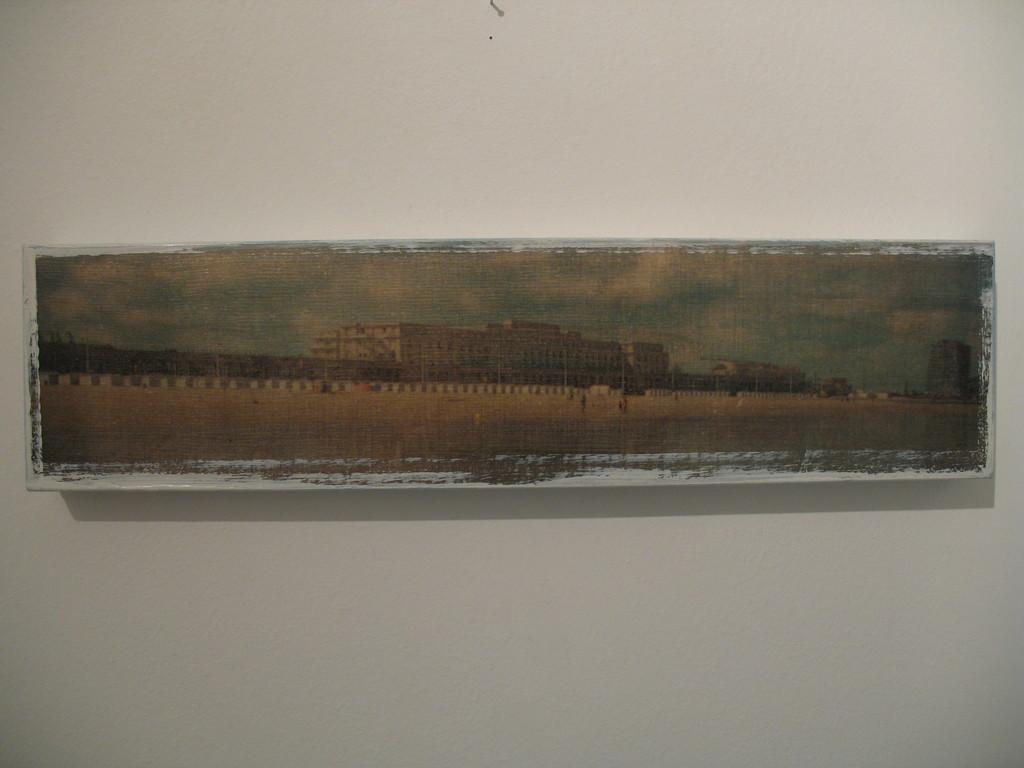 Ostende I 1/7 2002 10x40cm 400.-