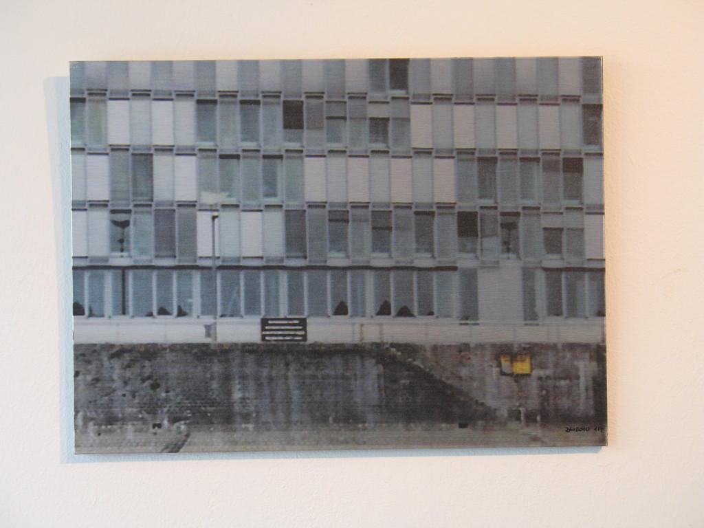 Südkai 1/7 2010 ca. 28,5x21cm 100.-