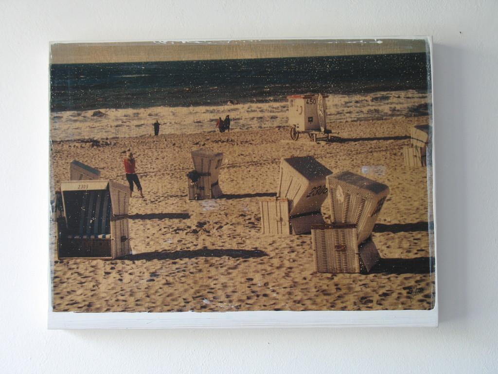 Urlaub, klassisch, 1/7 2005 30x40cm 400.-