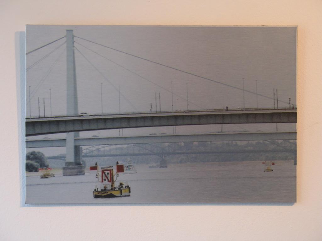 Brücken und Lotsen 1/7 2010 ca. 32x21cm 100.-