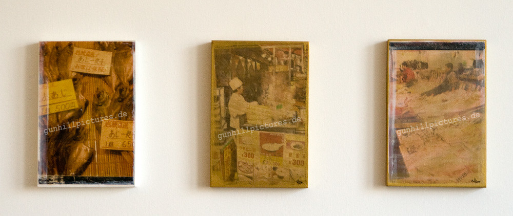 Garküche, 2007 1/7 30x20cm, verkauft