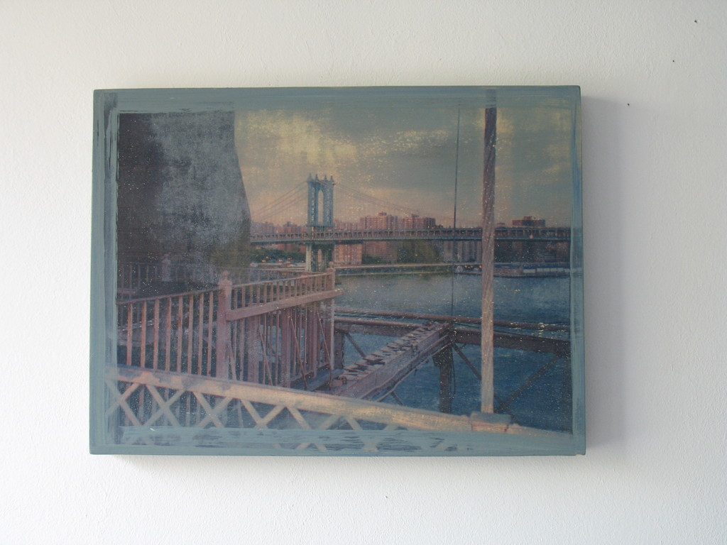 Brooklyn Bridge, 1/7 1999 30x40cm 300.-