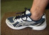 正しい靴の履き方
