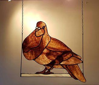 Kropper, duif