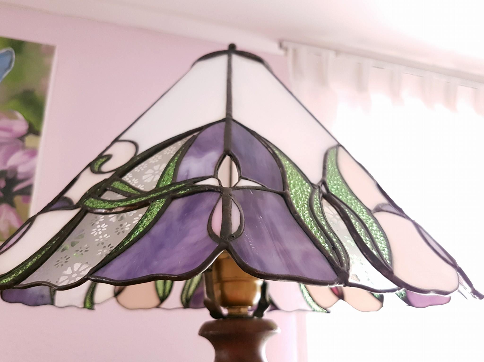 Tiffany lampje 'Campanula'