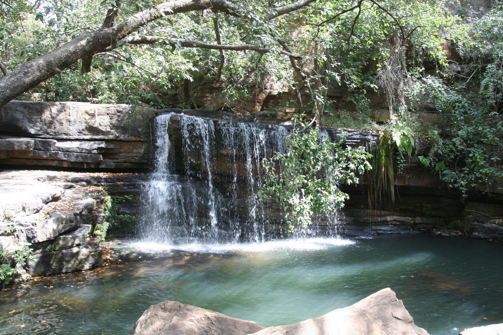 23. Wasserfall von Tanongou