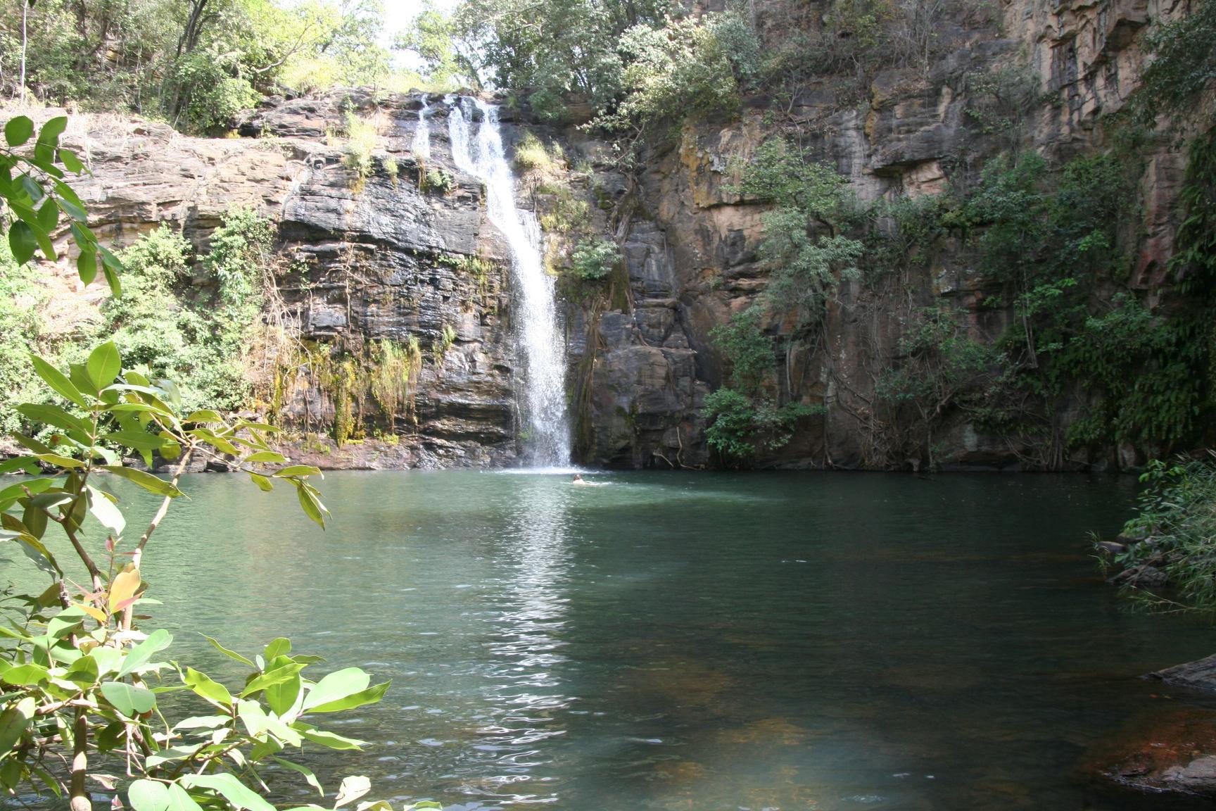 24. Wasserfall von Tanongou