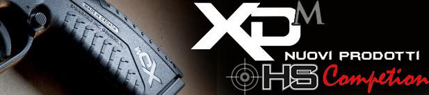 Prodotti Hs competition per XDM e HS