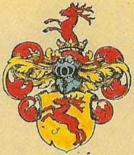 Wappen derer von Wallwitz