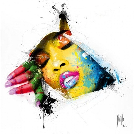 Patrice Murciano Born in the Painting