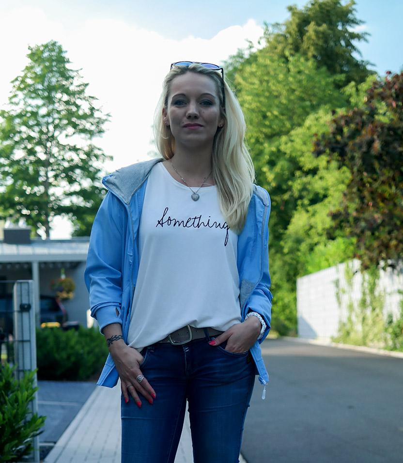 Sommer in Deutschland? Nicht ohne meine regenfeste Jacke / Windbreaker von Bench | hot-port.de | 30+ Lifestyle & Fahion Blog mit viel Liebe & Air Max