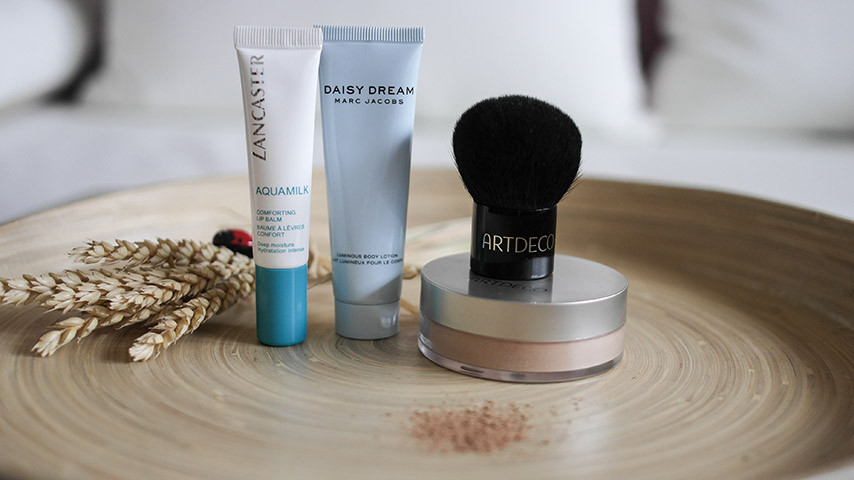 Beauty Essentials | Meine Favoriten im Oktober und auch den Rest des Jahres | Artdeco Mineralpuder