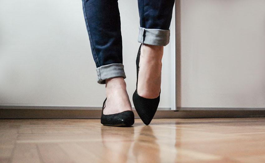 Style & Blogger Trend Sling Pumps | Meine neuen Slingpumps machen mich wahnsinnig glücklich!