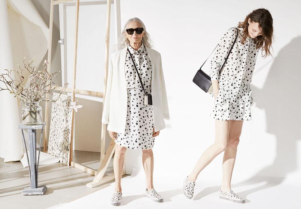 Fashion kennt kein Alter | Supercoole Vans X Other Stories Werbekampagne