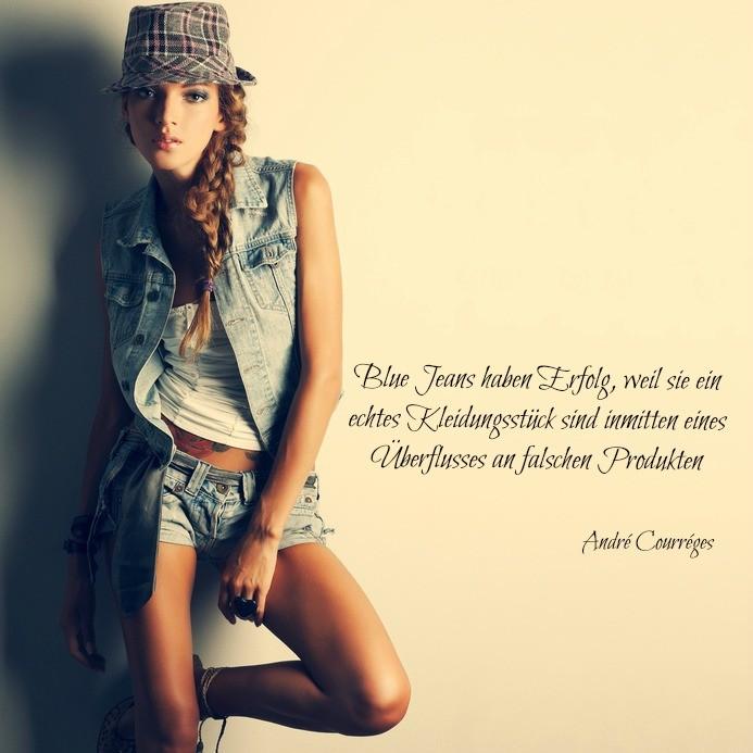 Jeans Trendguide | Perfekte Jeans hier finden | Blue Jeans haben Erfolg, weil sie ein echtes Kleidungsstück sind, inmitten eines Überflusses an falschen Produkten
