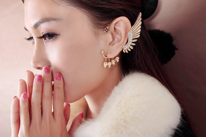 Lifestyle Trend Ear Cuff | Die außergewöhnlichen Ohrklemmen bringen jeden Blogger um den Verstand