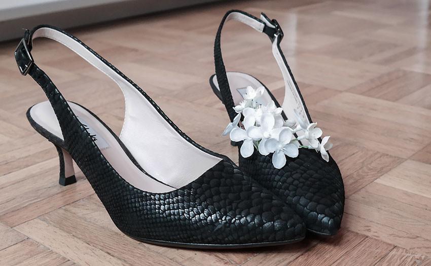 Style Trend Sling Pumps | Die Clarks Aquifer Belle sind perfekt für uns Blogger äh Frauen | Hot Port Life & Style | 30+ Style Blog