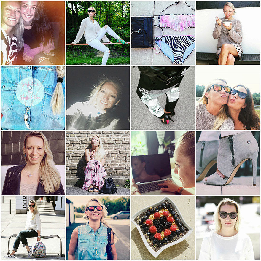 Instagram | Franny Fine & Ihr Chaos Feed - Tipps fuer einen cleanen Blogger Style | hot-port.de | Lifestyle Blog