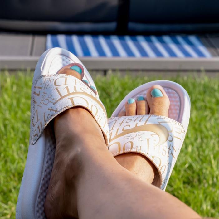 Feshe Slides für den Sommer